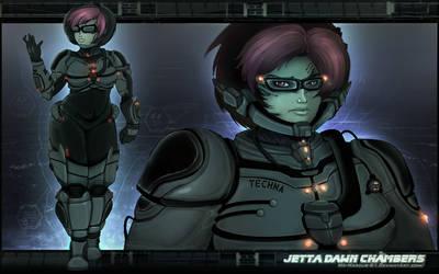 Jetta Dawn Chambers by Chronorin