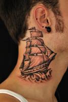 ship by Robert-Franke