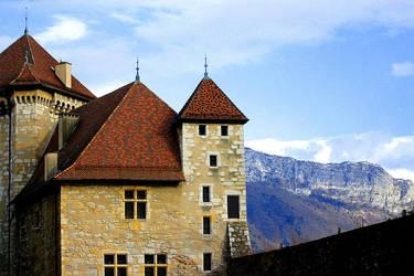 Chateau d'Annecy by jmoisan
