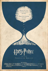 Harry Potter POA Poster by adamrabalais