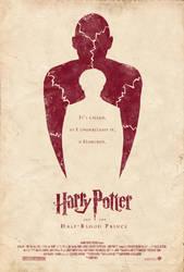 Harry Potter HBP Poster by adamrabalais