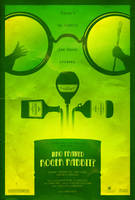 Who Framed Roger Rabbit? Poster by adamrabalais