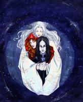 Moon by GerVOlg