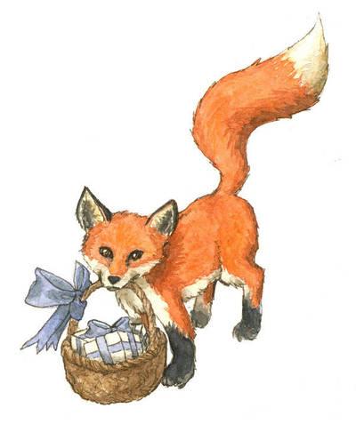 Morkans birthday fox by DonKringel