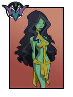 Orion Slave Girl by BrianMainolfi
