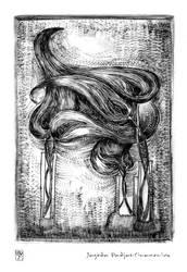 intaglio print 11 'chabazie' by JPSiwanowicz