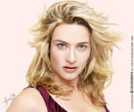 KATE WINSLET by hasanaliakhtar