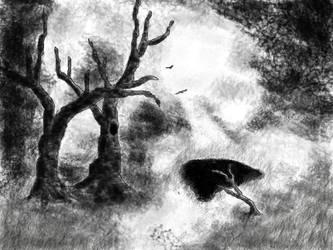 Forrest Pond by Swebilius