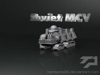 Soviet MCV by tomsons26
