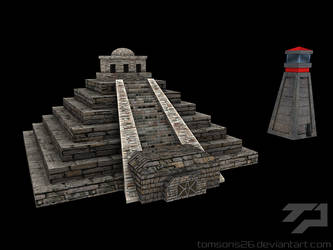 Vega's Pyramid by tomsons26