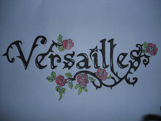 Versailles logo by AzraelTheDemon
