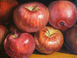 Apples by karlandrews