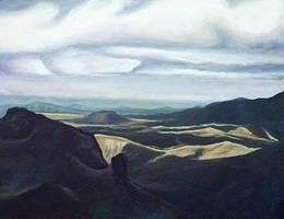From Mt Ruapehu by karlandrews