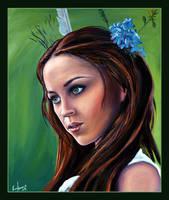 Jessica by karlandrews