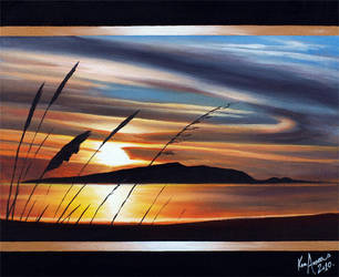 Mini Sunset 3 by karlandrews