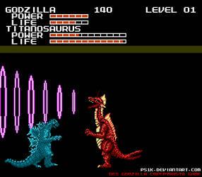 NGC (GAME) - Titanosaurus by Ps1k
