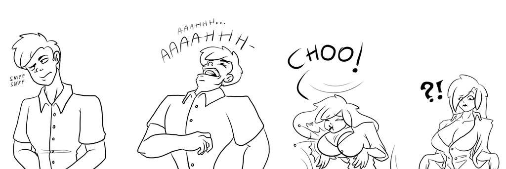 Sneez by Chess-Man