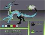 Character Sheet- Octavia by digital-blood