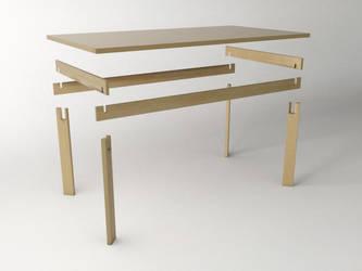 makin' the tabel by ar-maniac
