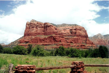 Sunday In Sedona by OLSPUR