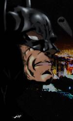 Batman by PsychoProjectDesign