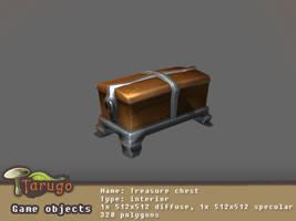 Tarugo: Object Treasurechest by valoofx