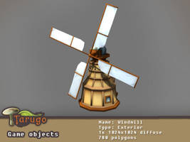 Tarugo: Object Windmill by valoofx