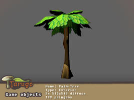 Tarugo: GameObject lowpolytree by valoofx