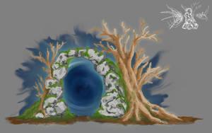 Tarugo Portal concept by valoofx