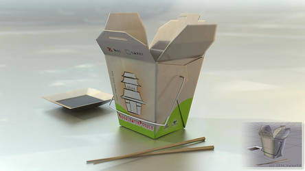 Noodle Box by valoofx