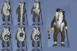 Character Design 1 by valoofx