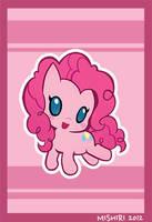 Pinkie Pie by Mishiri