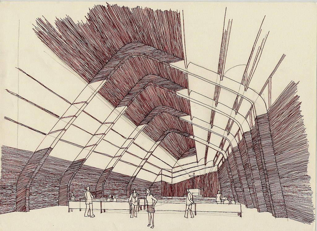 arquitectura-dibujo 1 by jujo