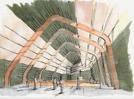 arquitectura-dibujo 3 by jujo