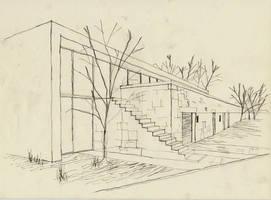 arquitectura-dibujo 4 by jujo