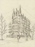 arquitectura-dibujo 6 by jujo