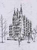 arquitectura-dibujo 7 by jujo