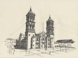 arquitectura-dibujo 8 by jujo
