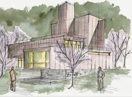 arquitectura-dibujo 11 by jujo