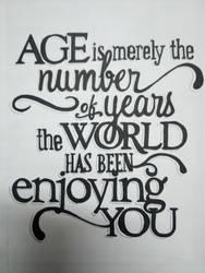 Age by UtkarshPatel13