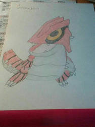 Groudon (revised)  by cayla71199