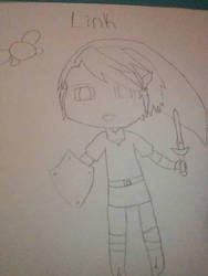 Chibi Link by cayla71199