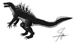 Godzilla 2014 by XxHXCLIONxX
