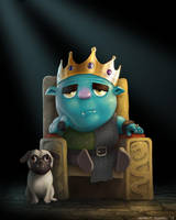 The Jaded King by lkermel