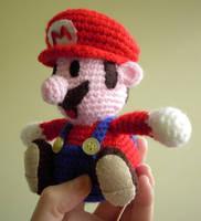 Mario by FuzzyFreaks