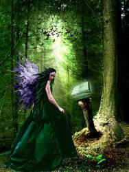 Twilight magic by Duchess-bgd
