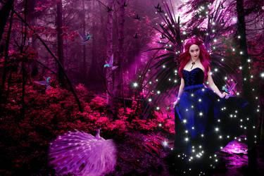 bird fairy by Duchess-bgd