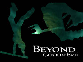 Beyond Good and Evil Wallpaper by Hitchhiker42