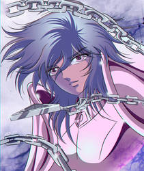 Saint Seiya - Shun - Final by Iso-pI