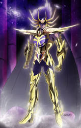 Saint Seiya - Nine Feet Underground - Final by Iso-pI